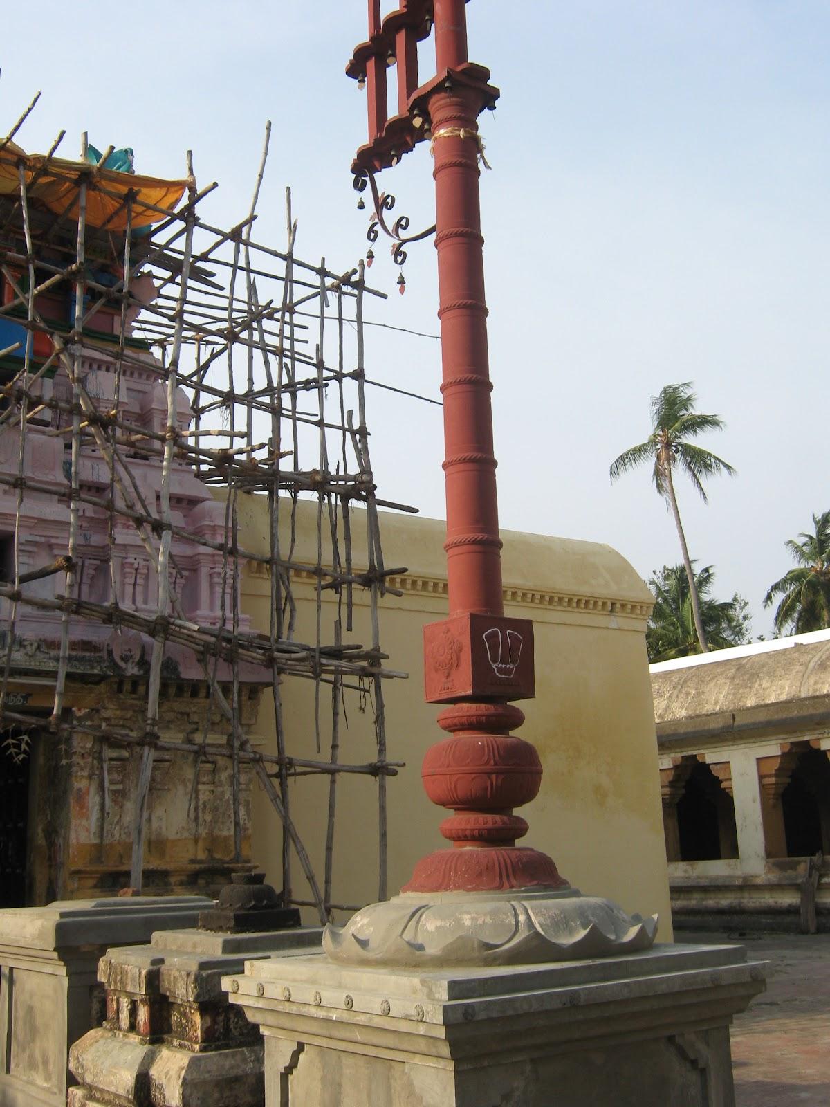 Sri Arulmakadal Perumal Temple (ThiruSirupuliyur), Mayiladuthurai - Divya Desam 21