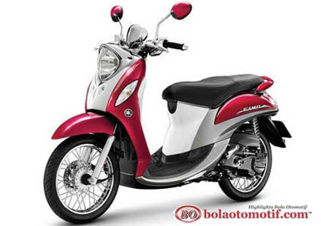 Yamaha New Mio Fino 2013