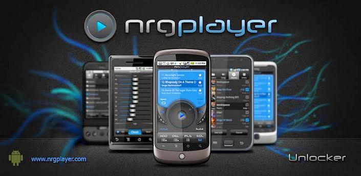 NRG Player v1.0.9b - Espectacular reproductor de m�sica