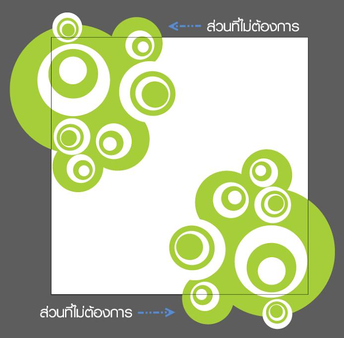 มีวิธีเซฟ หรือ Export รูปเฉพาะส่วนที่อยู่ในกรอบ ของ adobe illustrator cs6 ไหมครับ Illus01