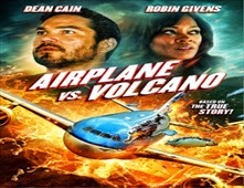 فيلم Airplane vs Volcano