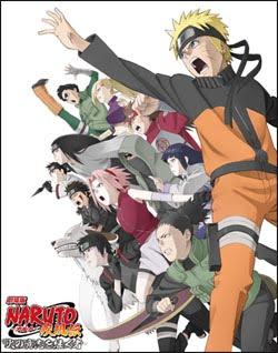 Naruto Shippuden Filme 3  Os Herdeiros da Vontade do Fogo