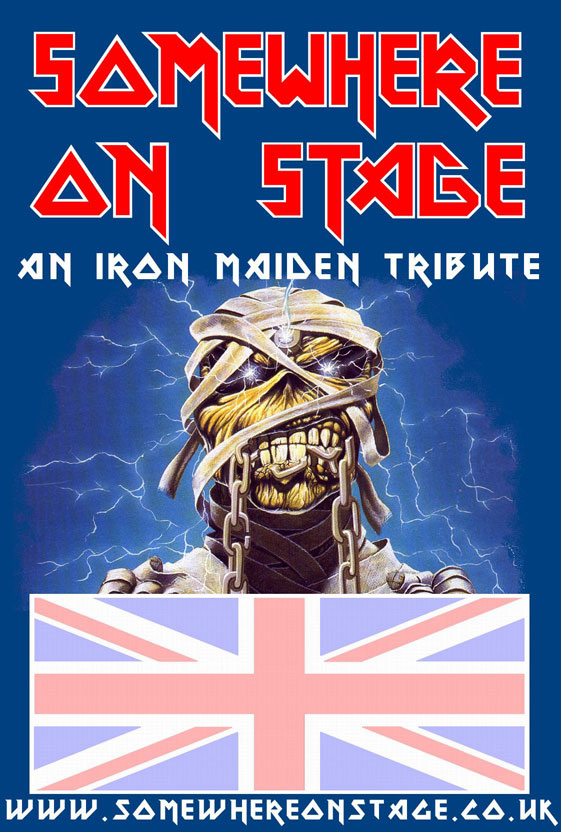 The Iron Maiden Tribute Band - Somewhere on Stage