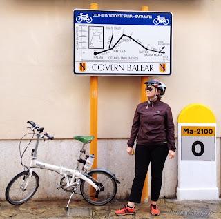 Km 0, Buñola - Orient