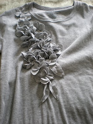 Detalhes na roupa