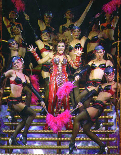 Patti Russo as Killer Queen, We Will Rock You (Las Vegas)