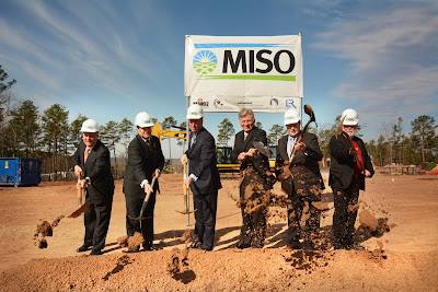 MISO's Groundbreaking Ceremony