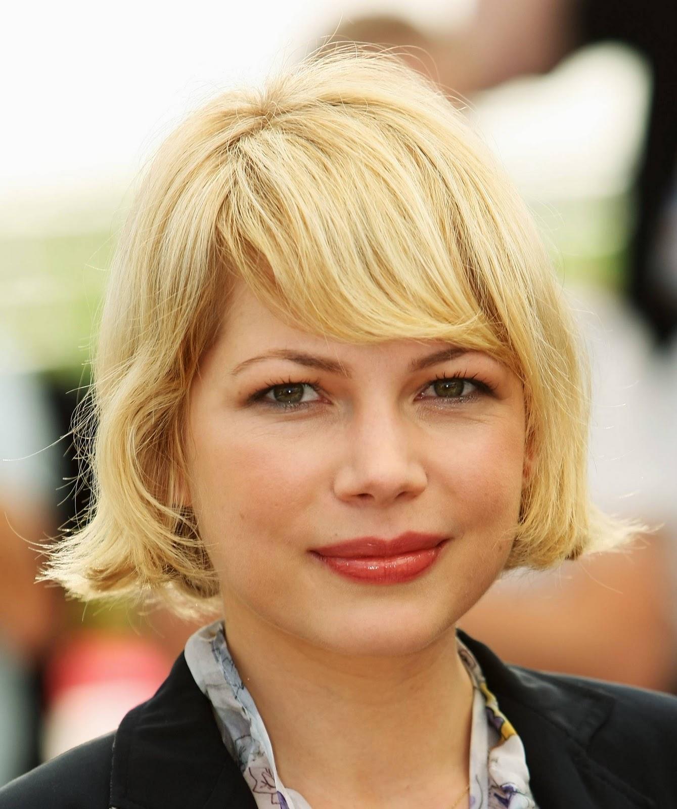 блондинки с короткой стрижкой картинки