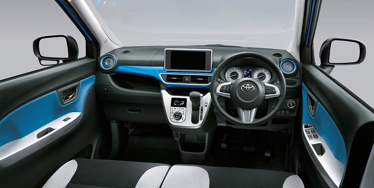 Sẽ có nhiều tính năng thông minh trên chiếc xe nhỏ gọn này