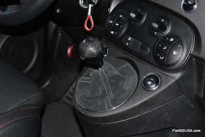 Fiat 500 Abarth Short Shifter Install   Fiat 500 USA
