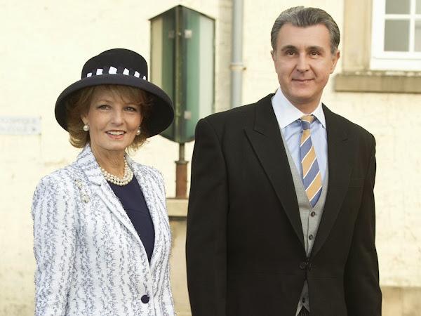 Principesa Margareta şi Principele Radu se află într-o vizită în Basarabia