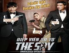 فيلم The Spy: Undercover Operation