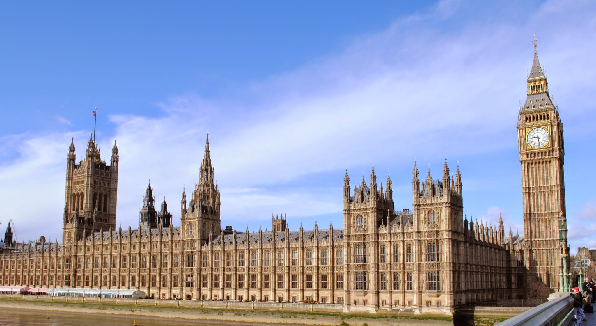 Travel Photos from London -- City Sights