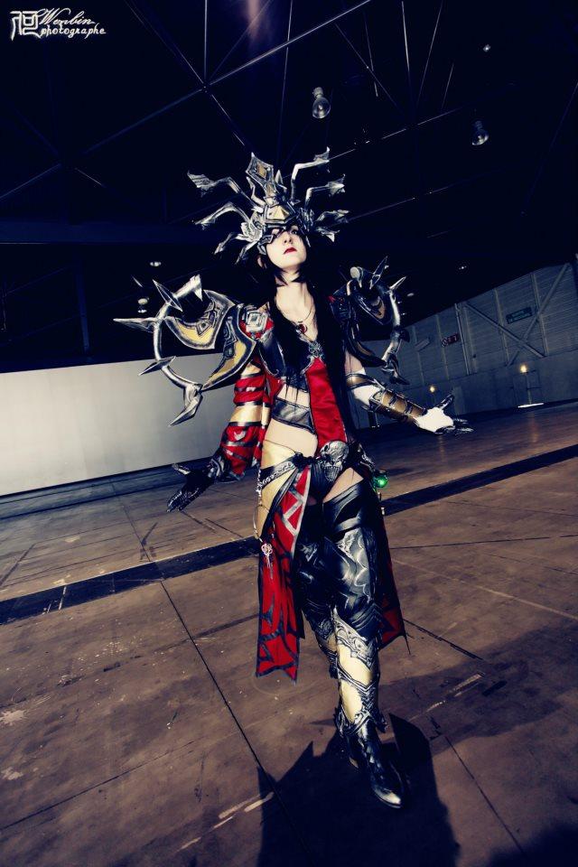 Loạt cosplay cực chất về Wizard trong Diablo 3 - Ảnh 6