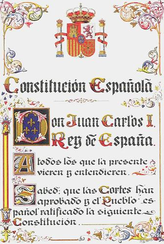 #Vocabulary - Constitution (Constitución)