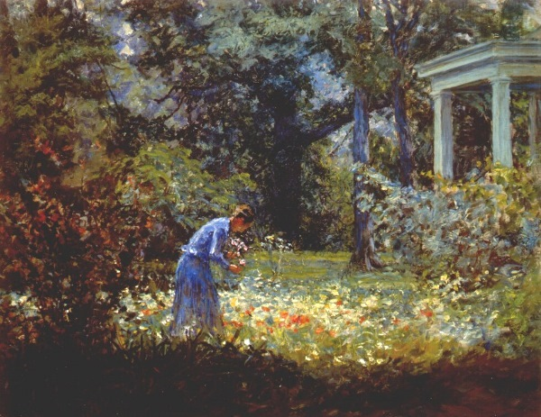J. Ottis Adams - Winifred at The Hermitage