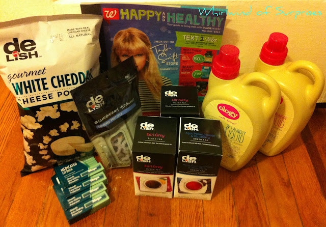 Happy and Healthy Haul
