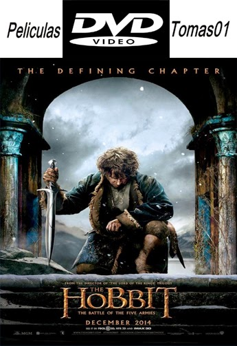El Hobbit 3: La batalla de los cinco ejércitos (The Hobbit 3) (2014) DVDRip