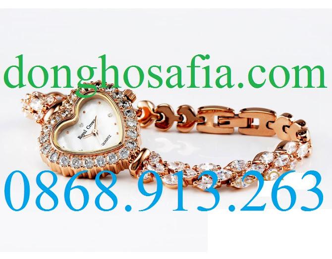 Đồng hồ nữ Royal Crown 3595