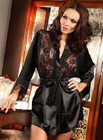 Prilance Black Gown 1