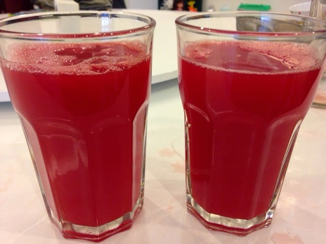 Benefits of drinking watermelon juice
