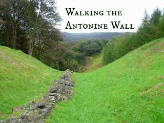 Walking the Antonine Wall