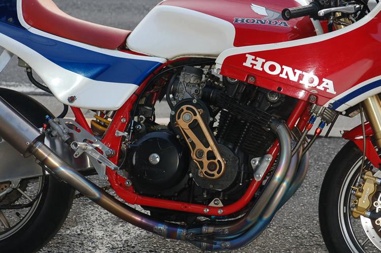 Planet Japan Blog Honda CB R By Auto Magic - Auto hona