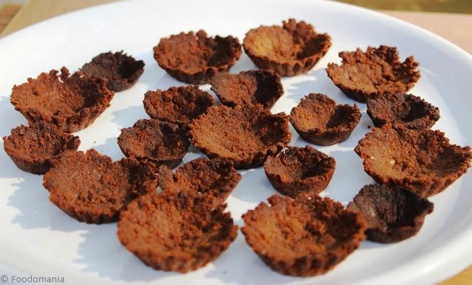Cake Crumb Tart Shells Recipe