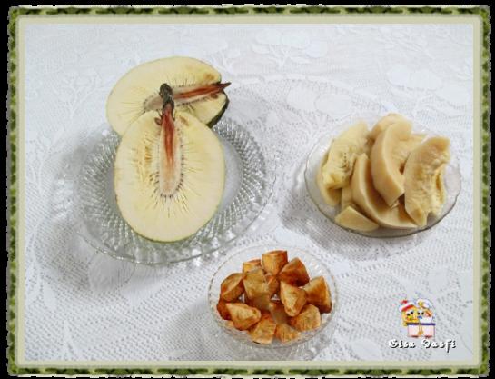 Bolo de fruta pão 6