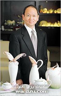 رحلة مع الابداع الخزفى لمجموعة الفنان Francis Chen