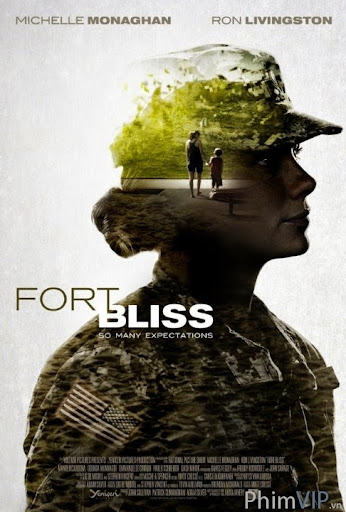 Pháo Đài Bliss - Fort Bliss poster