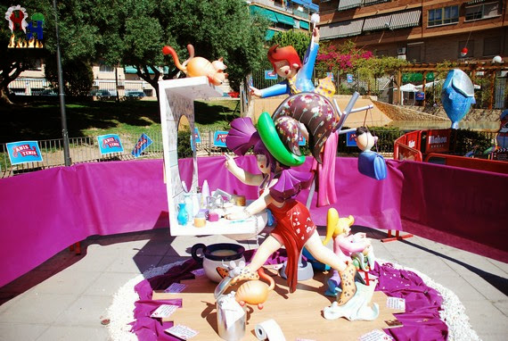 Hoguera Infantil 2013 San Blas Alto