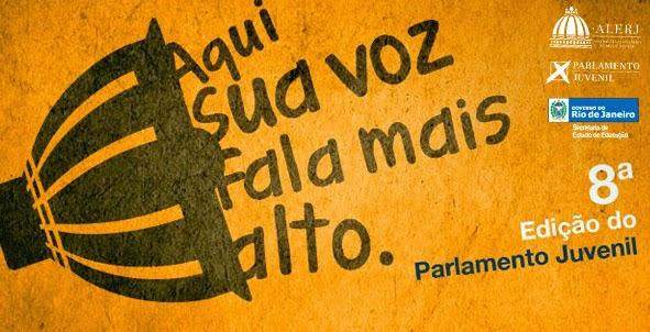 educação, alerj, parlamento, juvenil, votação, rede pública, legislativo, seeduc, 2014