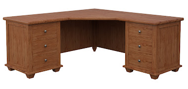 Monrovia L-Shaped Desk