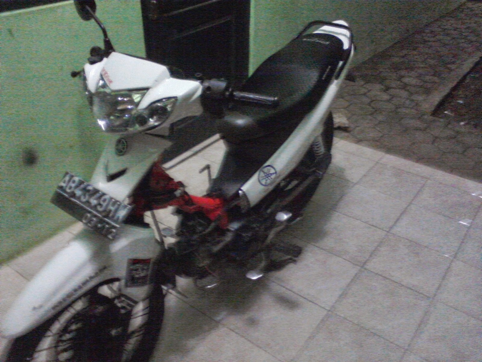 modifikasi vega r 2004