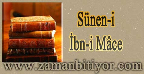 Süneni İbni Mace Türkçe Hadis Kitabı Fihristi İndir