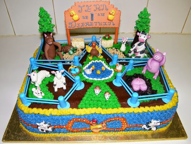 50 Best Zoo Birthday Cakes Ideas And Designs Page 3 Of 5