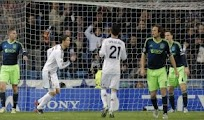 Goles R Madrid Ajax [4-1] Video Cristiano Callejon 4 Dic