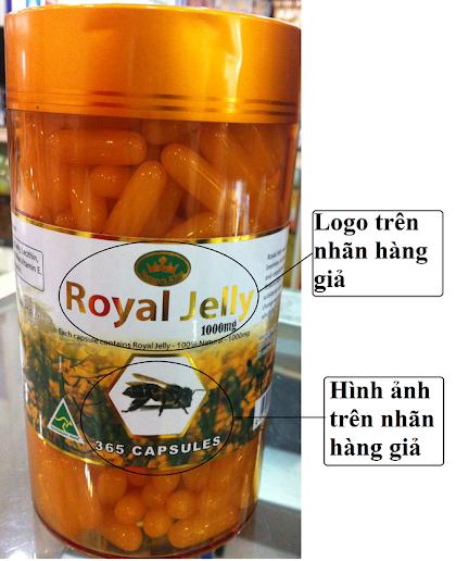 phân biệt sữa ong chúa thật và giả 1