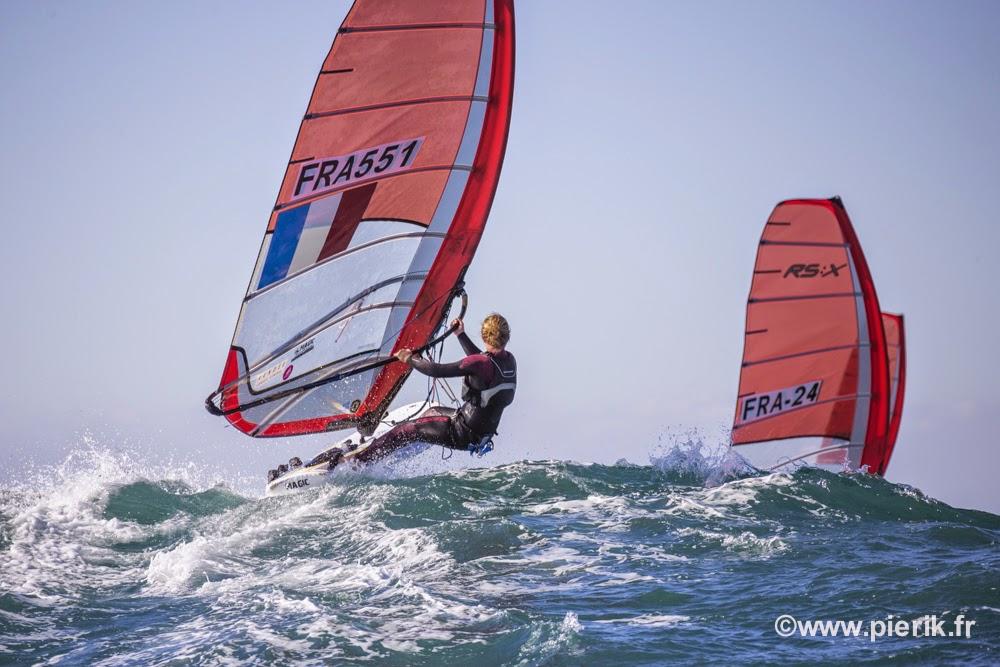 Clap de fin sur la 11�me Med Cup 13 Windsurf