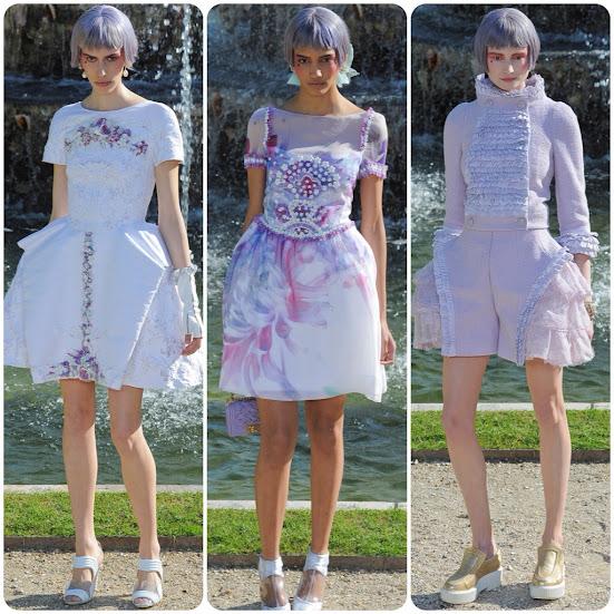 Chanel Resort 2013 Purple Lilac