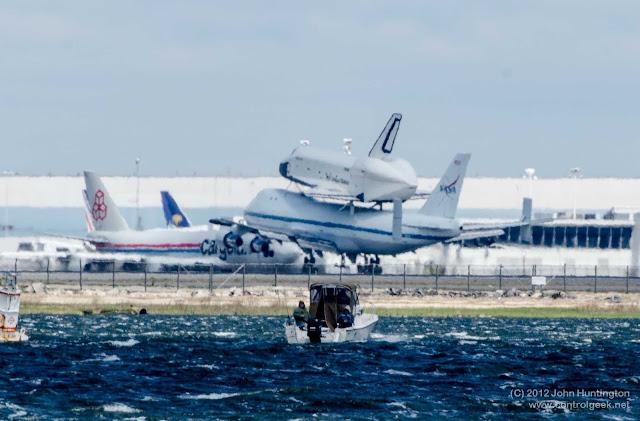 space shuttle enterprise landing - photo #44