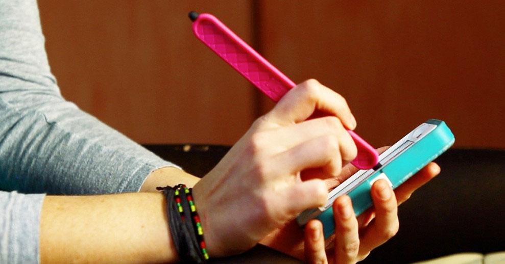 *FLAXUS矽膠手環觸控筆:還增添了童玩趣味! 7