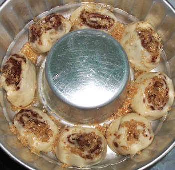 chocolate cinnamon rolls recipe