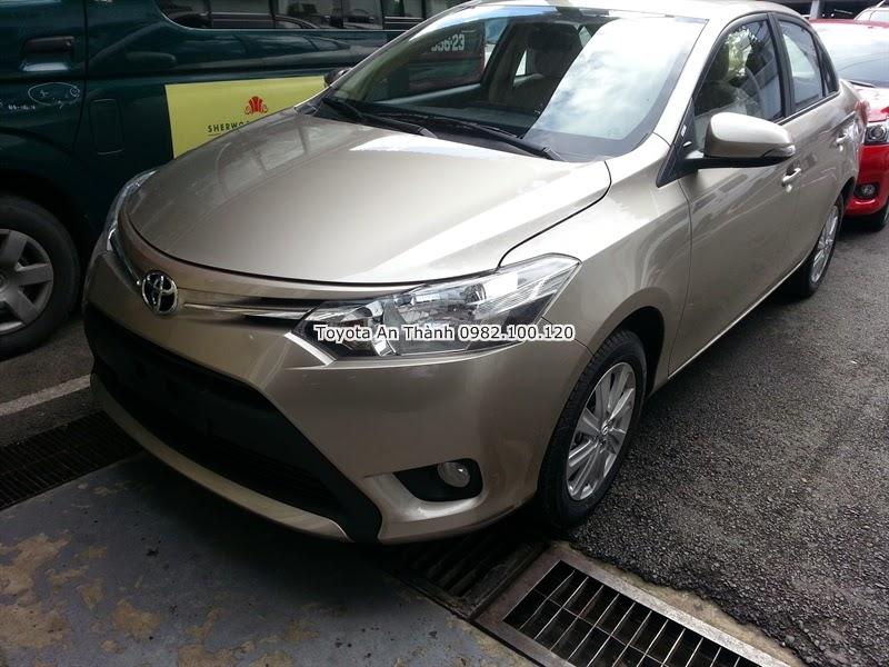 Khuyến Mãi Giá Bán Xe Ôtô Toyota Vios 2015 Mới 3
