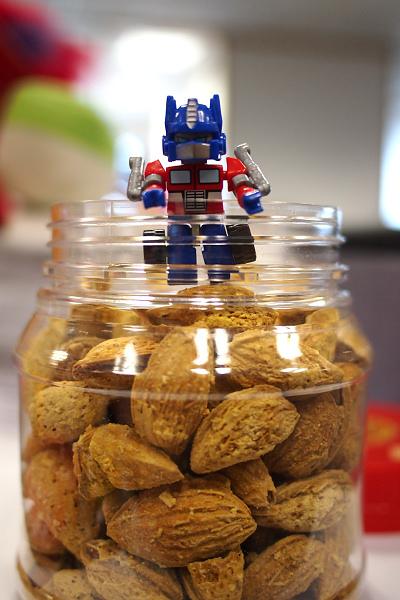 Kreon Optimus Prime Goes Nuts