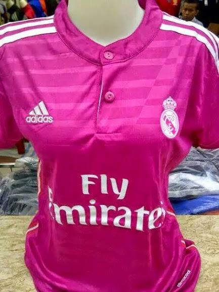 Jersey Ladies Real Madrid Away