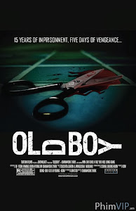 Đồng Môn (Hàn Quốc) - Oldboy poster