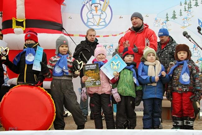 Победители в классе 50 куб.см. юные спортсмены клуба uglich-extreme. фото Павел Карпов