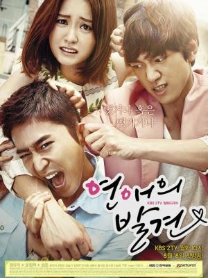 Tìm Thấy Tình Yêu - KBS - Discovery Of Love